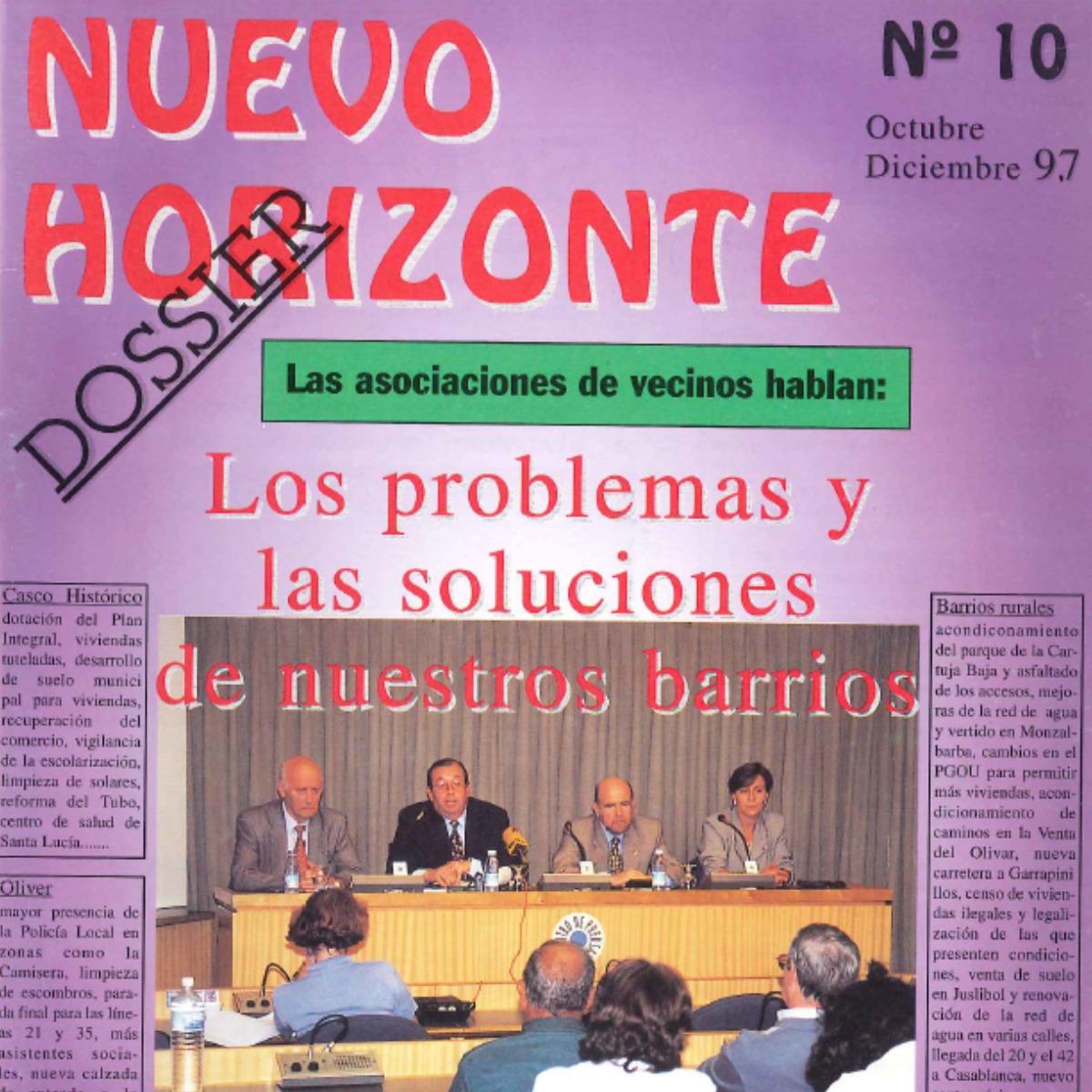 Revista Nuevo Horizonte Número 10 | Oct – Nov 1997