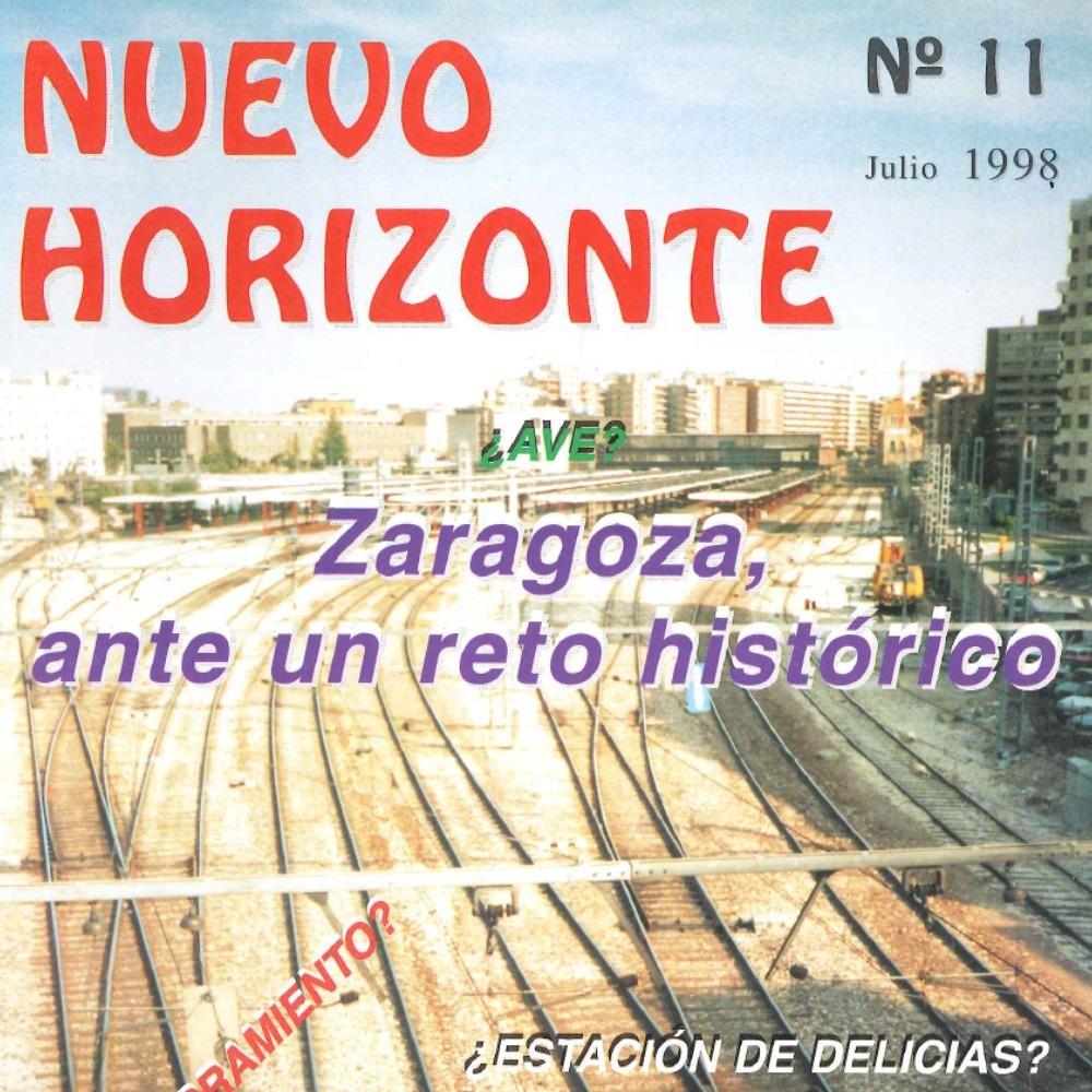 Revista Nuevo Horizonte Número 11   Julio 1998