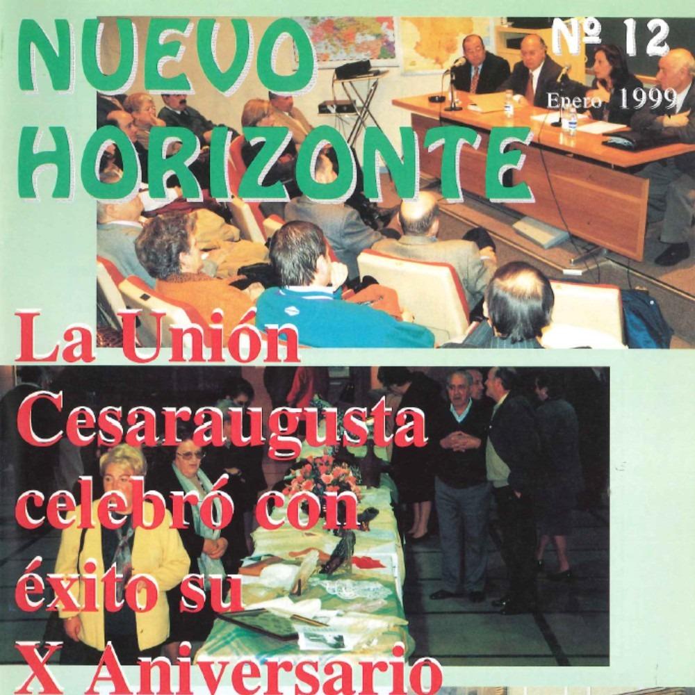Revista Nuevo Horizonte Número 12 | Enero 1999