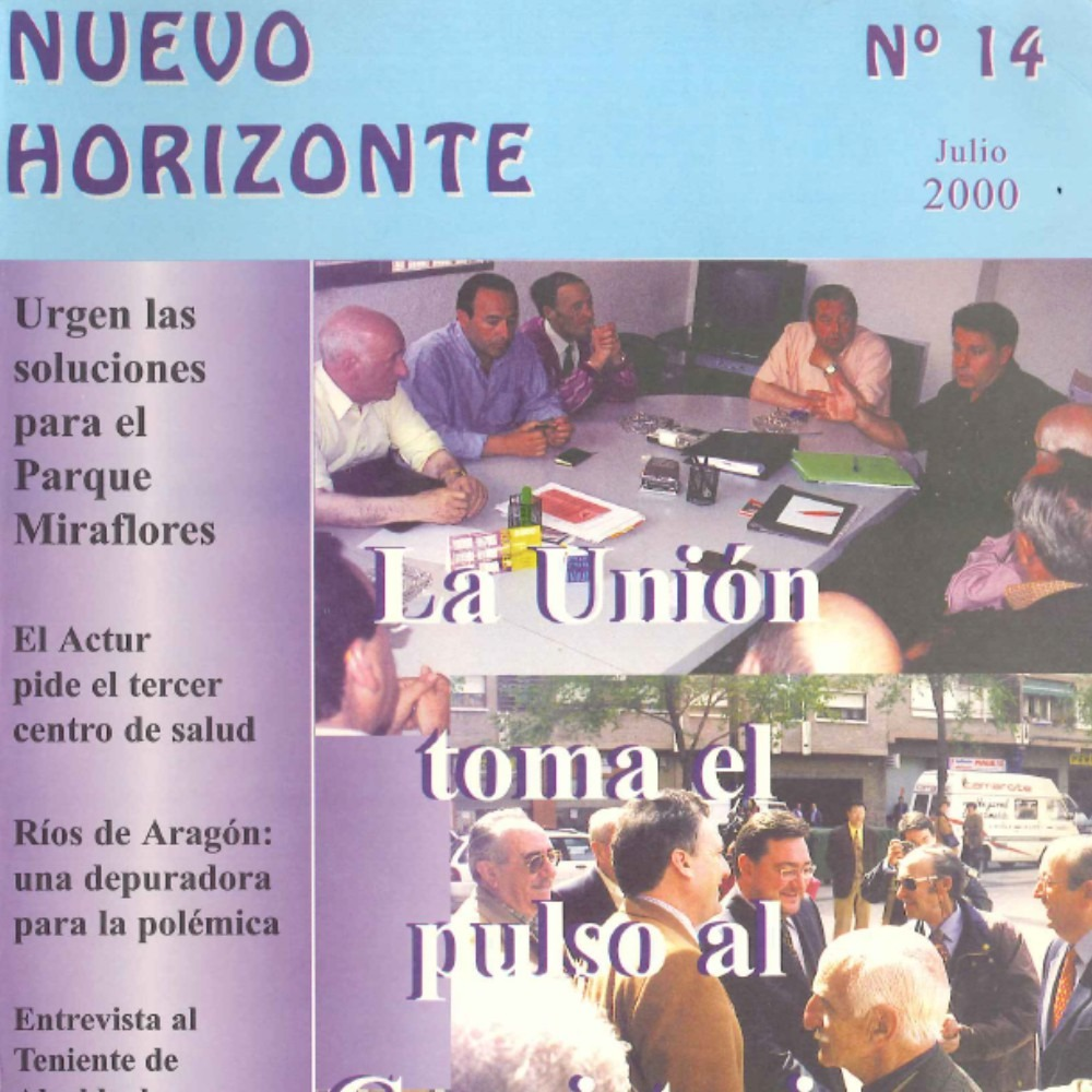 Revista Nuevo Horizonte Número 14 | Julio 2000