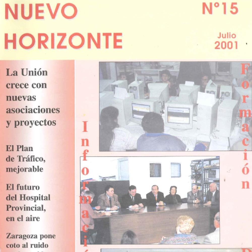 Revista Nuevo Horizonte Número 15 | Julio 2001