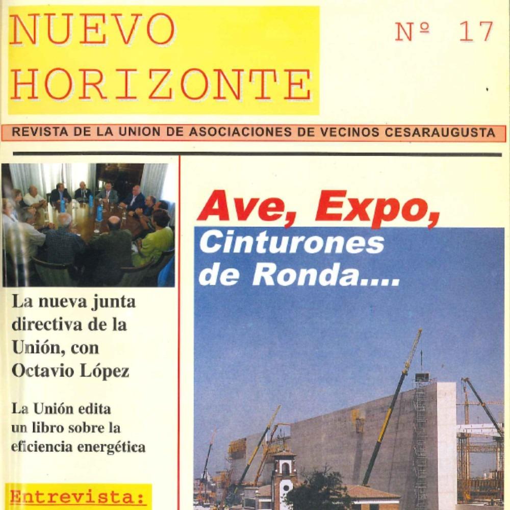 Revista Nuevo Horizonte Número 17