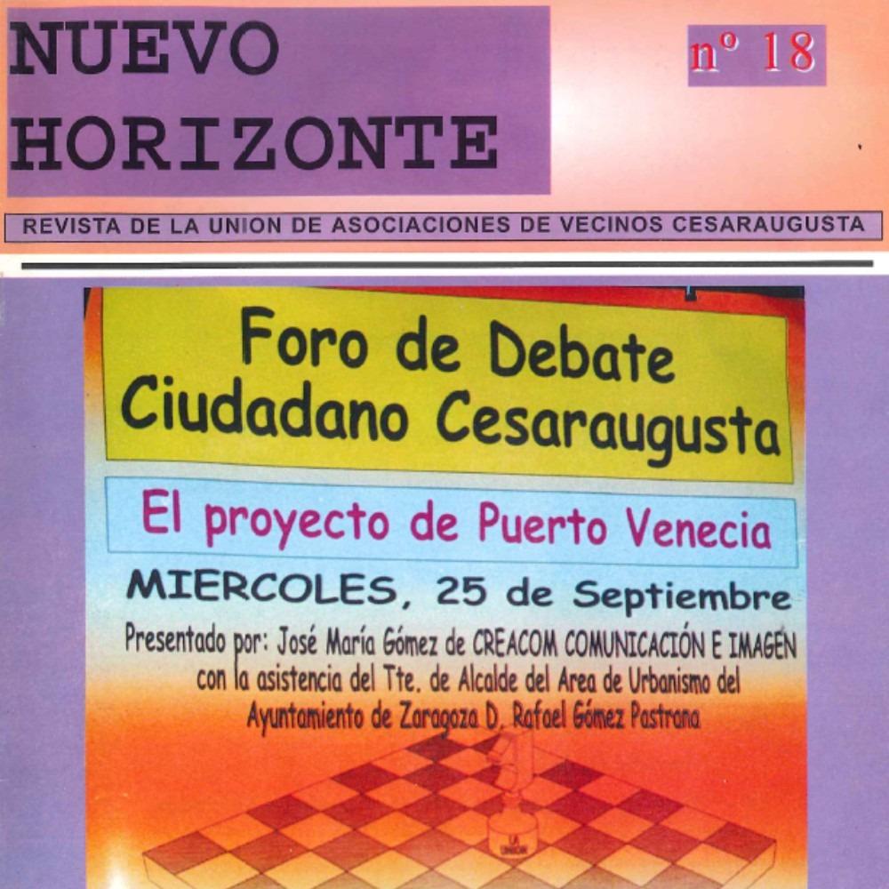 Revista Nuevo Horizonte Número 18