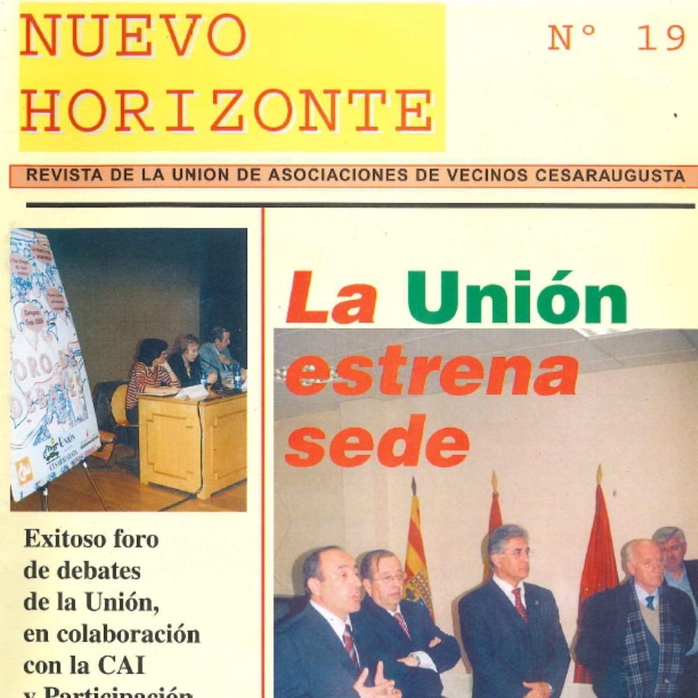 Revista Número Horizonte Número 19
