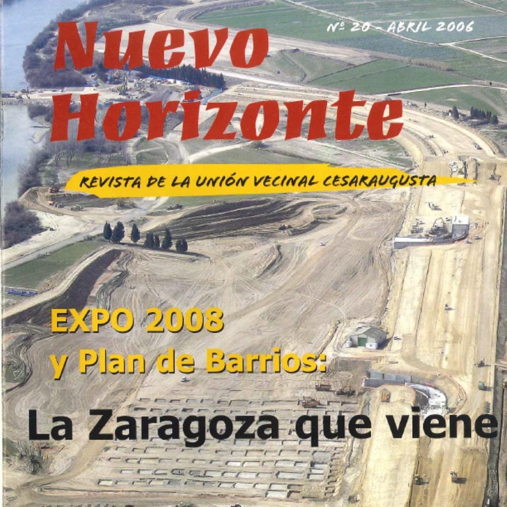 Revista Nuevo Horizonte Número 20 | Abril 2006