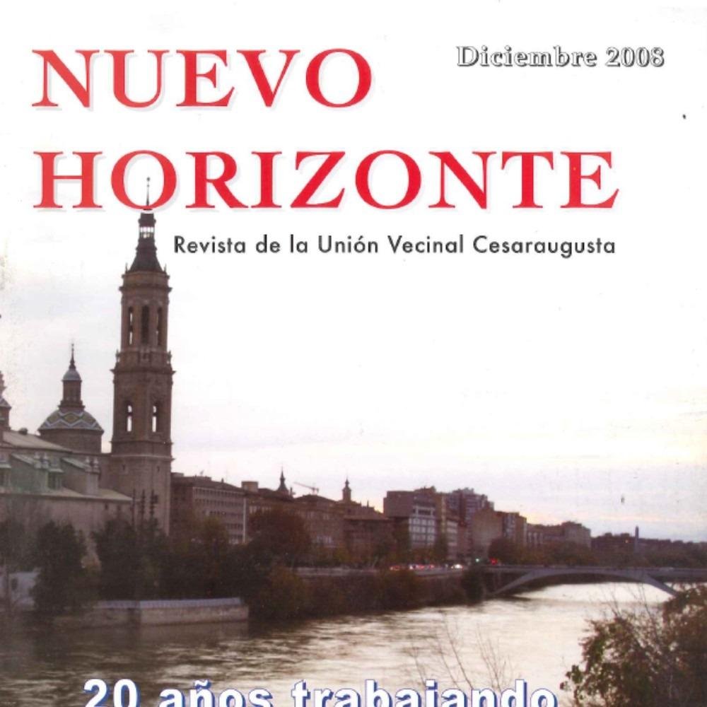 Revista Nuevo Horizonte Número 21 | Diciembre 2008