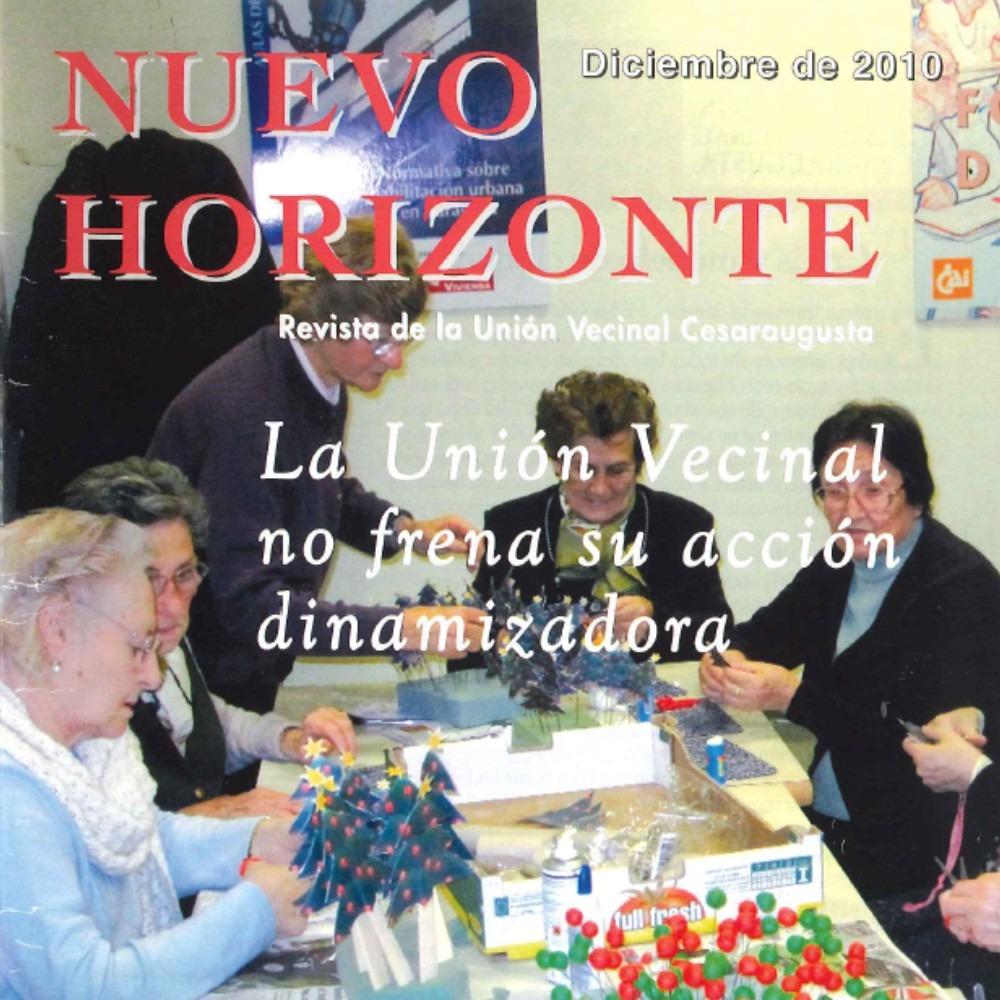 Revista Nuevo Horizonte Número 22   Diciembre 2010