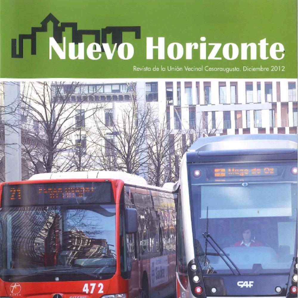 Revista Nuevo Horizonte Número 24 | Diciembre 2012