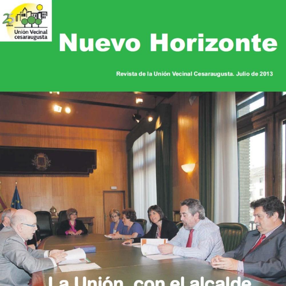 Revista Nuevo Horizonte Número 25 | Julio 2013
