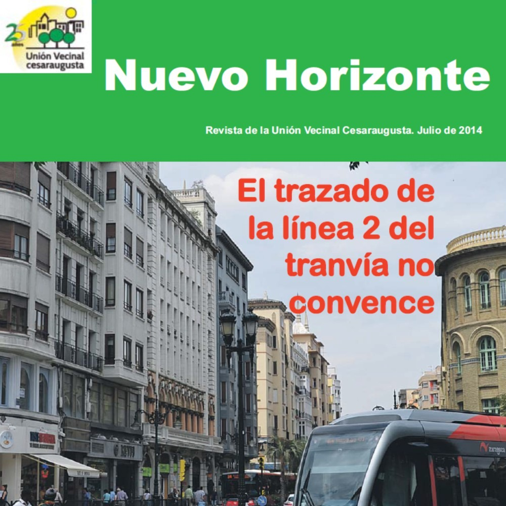 Revista Nuevo Horizonte Número 27 | Julio 2014
