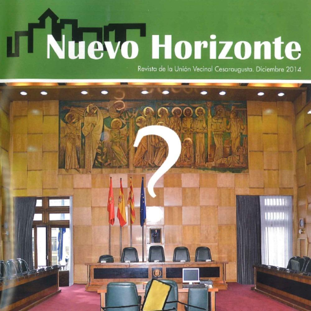 Revista Nuevo Horizonte Número 28 | Diciembre 2014