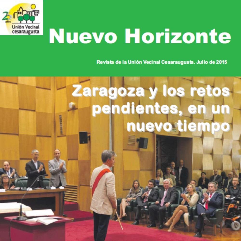 Revista Nuevo Horizonte Número 29 | Julio 2015
