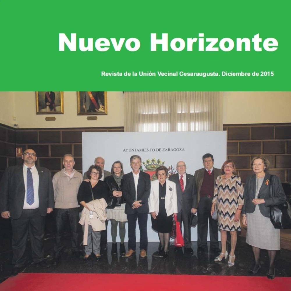 Revista Nuevo Horizonte Número 30 | Diciembre 2015