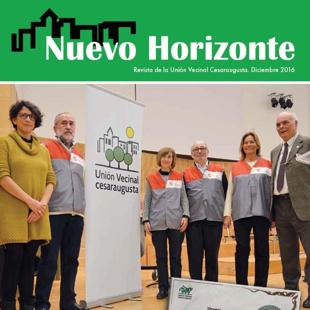 Revista Nuevo Horizonte Número 31 | Diciembre 2016