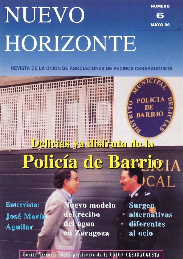 Revista Nuevo Horizonte Número 6 | Mayo 1996