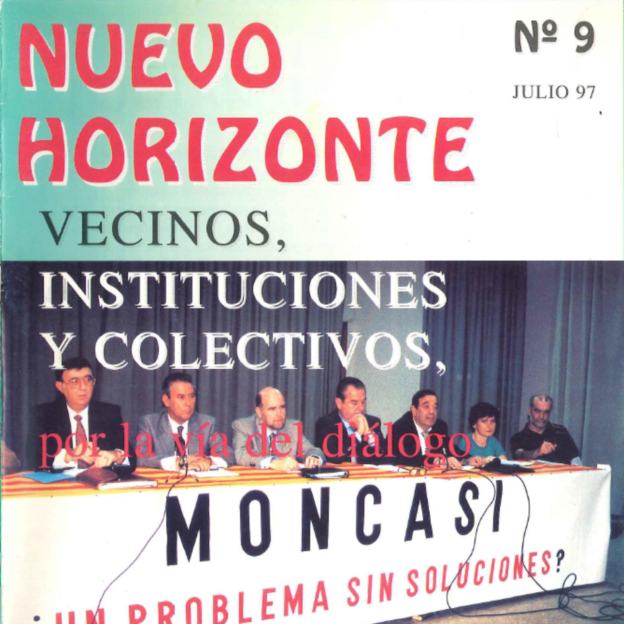 Revista Nuevo Horizonte Número 9 | Julio 1997