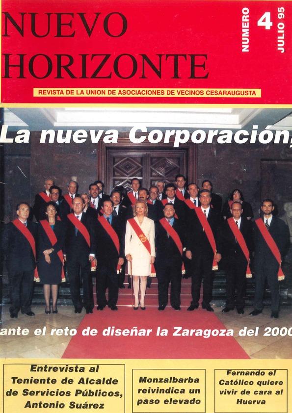 Revista Nuevo Horizonte Número 4 | Julio 1995