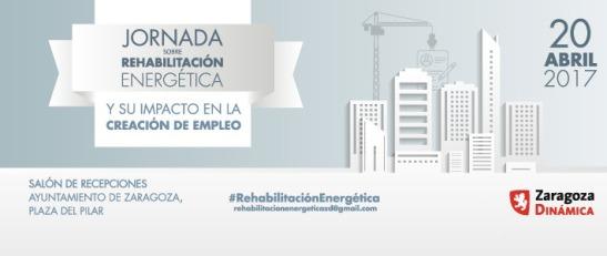 La Asociación de Vecinos Balsas de Ebro Viejo participa en la Jornada sobre Rehabilitación Energética