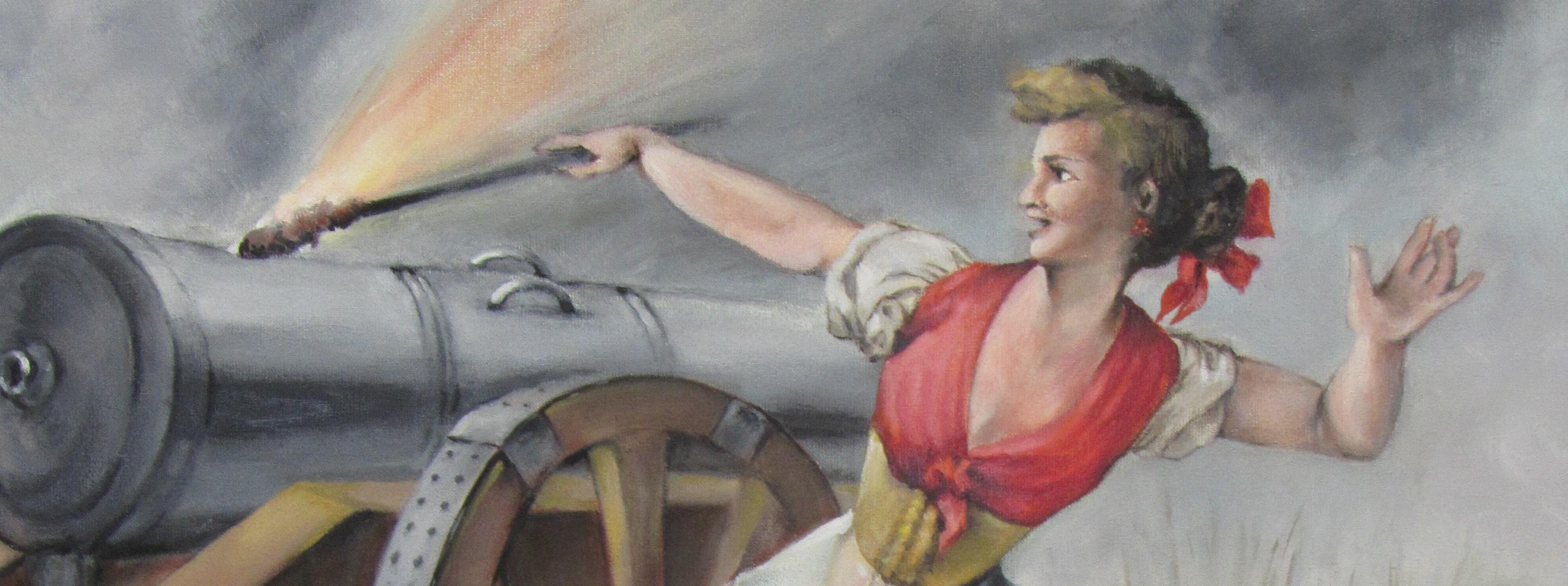 La A.VV. Agustina de Aragón pide se actúe en el solar de Pedro IV el Ceremonioso