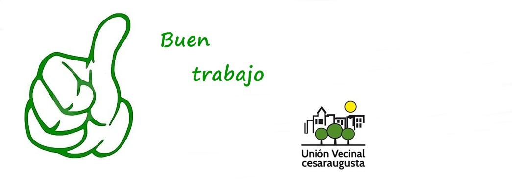 Intervención en el Pleno Municipal de la Asociación de Vecinos La Huerva